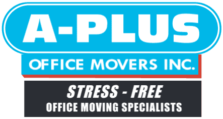 A Plus Office Movers Inc logo